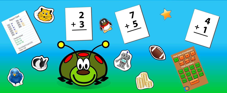 Bugaboo Math Games