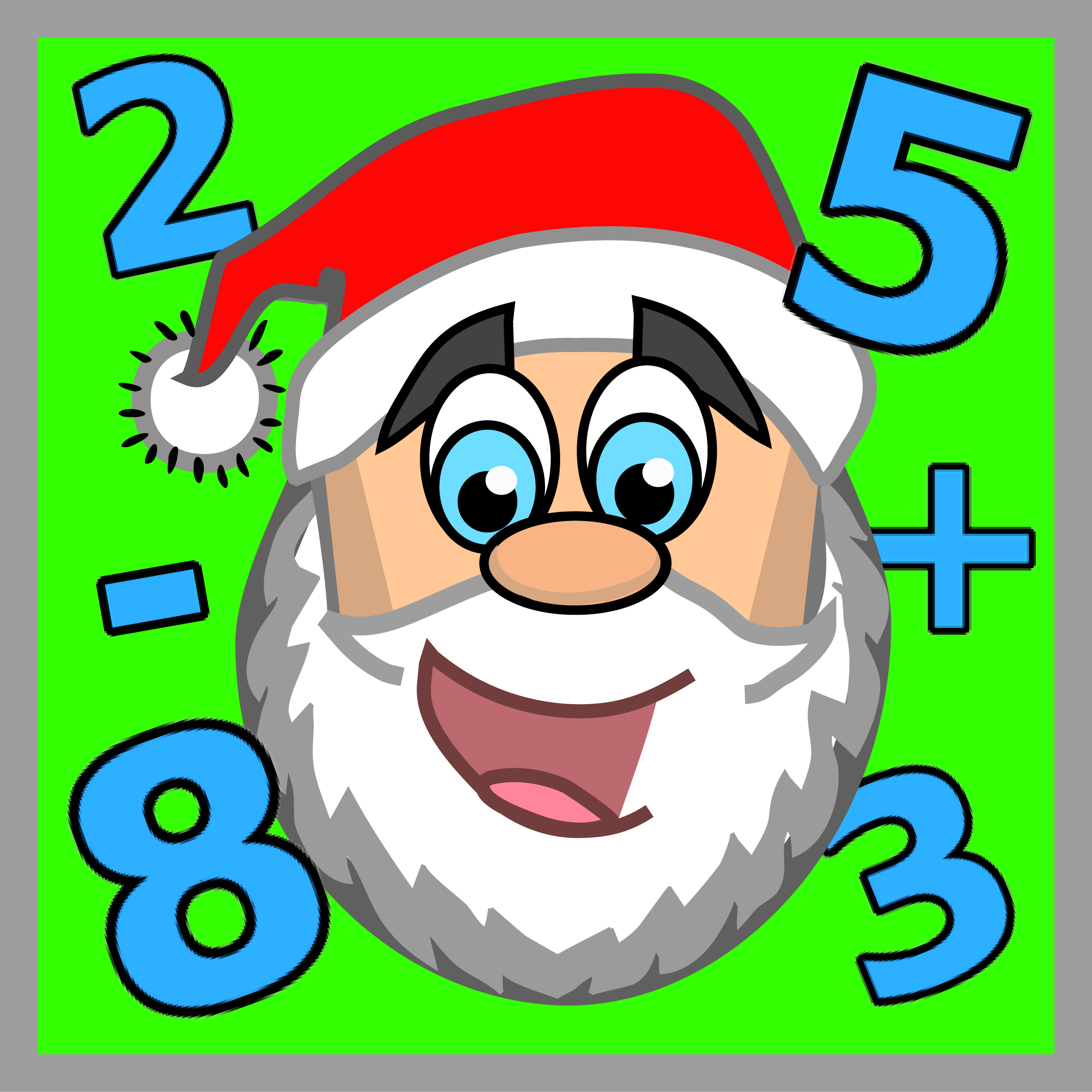 Christmas Math.Christmas Math Coloring Book Now With Multiplication
